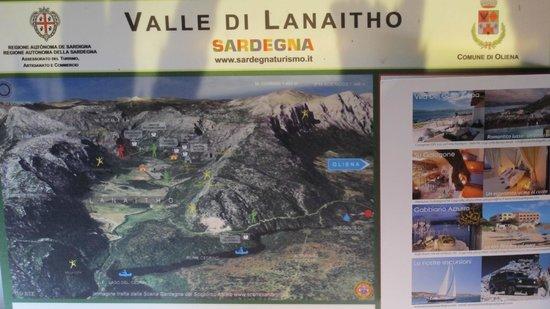 Su Gologone: The valley