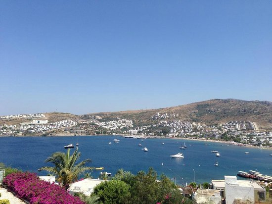 Hotel Baia Bodrum : Our Amazing Hotel View