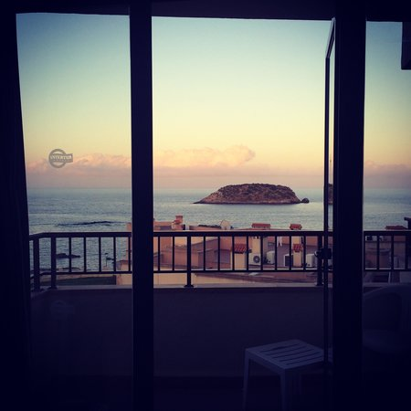 Intertur Hotel Miami Ibiza: View from balcony