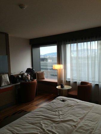 Sheraton Zurich Hotel: Room
