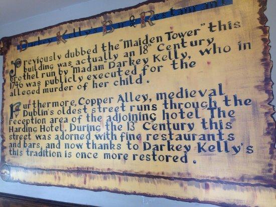 Harding Hotel : Little history!