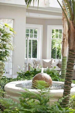 Banksia Boutique: Indoor garden