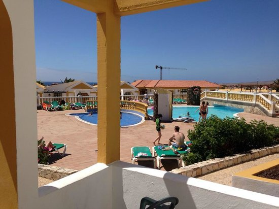 Club Caleta Dorada : View from Room A42