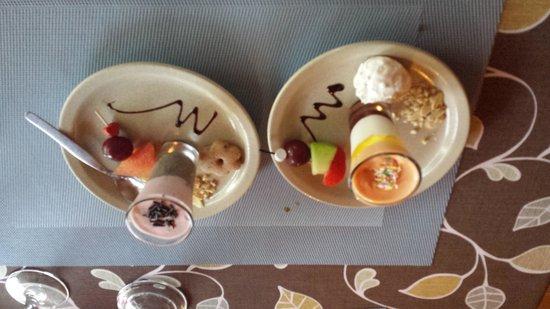 Oliveira Dourada: Wonderful food