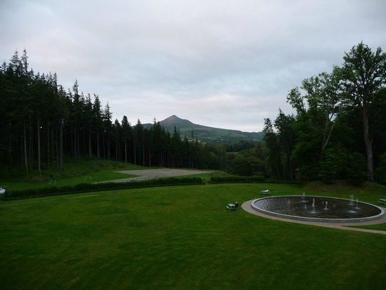 Powerscourt Hotel, Autograph Collection: View of Sugarloaf Mountain