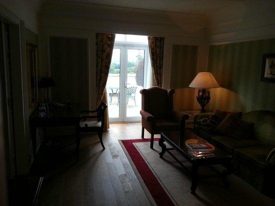 Powerscourt Hotel, Autograph Collection: View of Room (Suite)