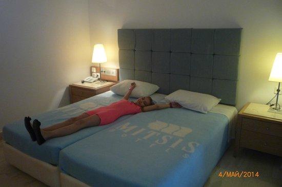 Mitsis Norida Beach Hotel: Номер