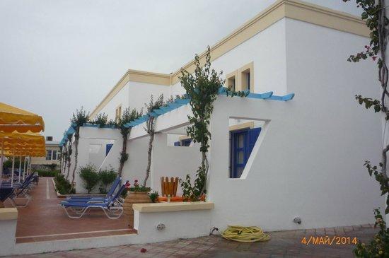 Mitsis Norida Beach Hotel: Отель