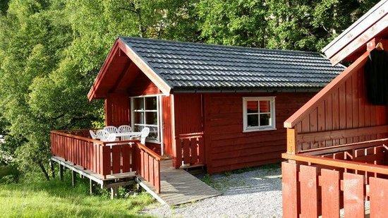 Vinje Camping: Cabin