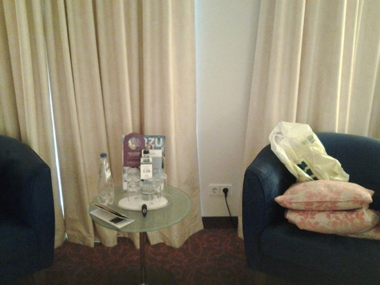 Mercure Hotel & Residenz Berlin Checkpoint Charlie: angolo relax