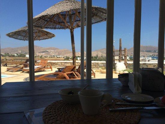 Anemoi Resort: завтрак