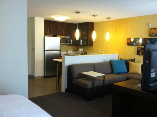 Residence Inn Ann Arbor North: Studio Suite