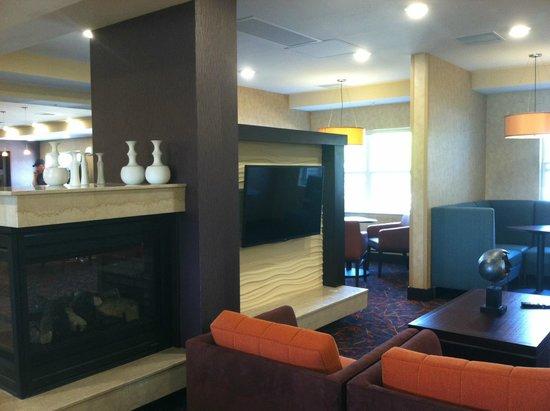 Residence Inn Ann Arbor North: Lobby