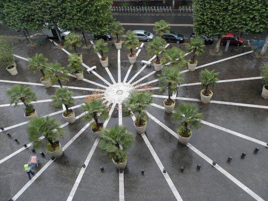 Novotel Paris Sud Porte de Charenton: Vue de notre chambre