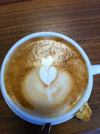 Espressobar - Akrap Finest Coffee: Capuccino