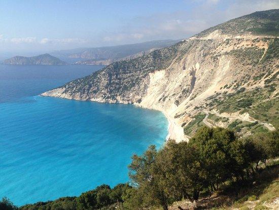 Apollonion Resort & Spa Hotel: myrtos bay