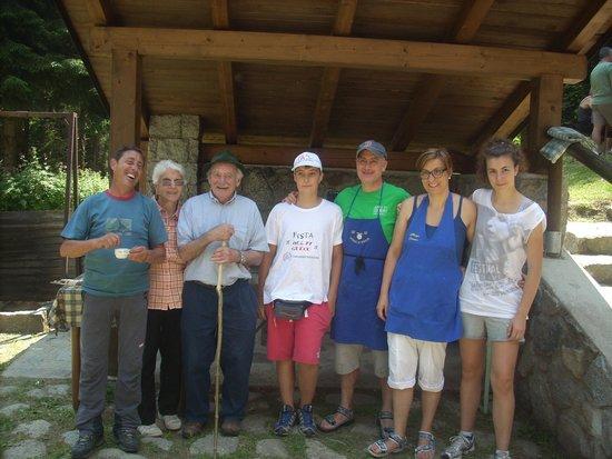 Albergo Dimaro: la disponibilissima famiglia ROMBONI