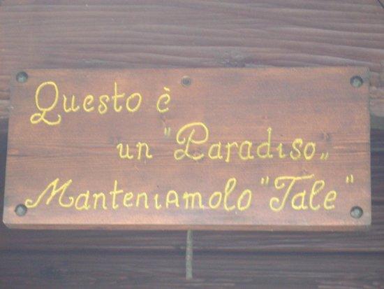 """Albergo Dimaro: """"QUESTO è UN PARADISO MANTENIAMOLO TALE"""""""