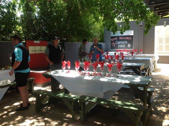 Bossa Social Cafe: Function venue