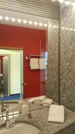 Seehotel Friedrichshafen : Bad Zimmer 314