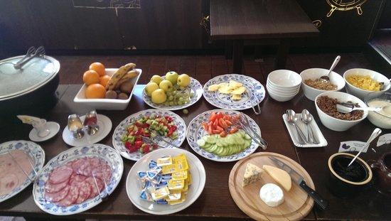 Lokal Inn: Extrait du Petit Dejeuner