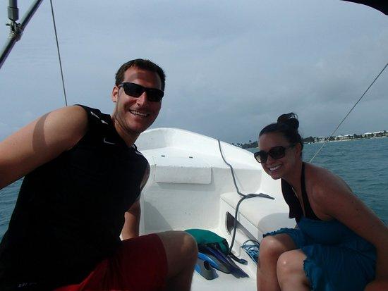 Xanadu Island Resort: Snorkel trip
