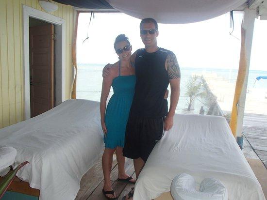 Xanadu Island Resort: Massages