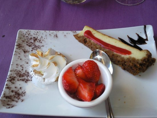 La Table des Delices de Sebastien : Café gourmand