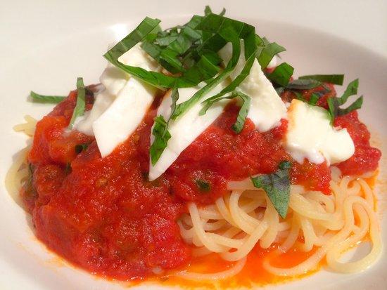 Mama Pizza: Spaghetti Pomodoro