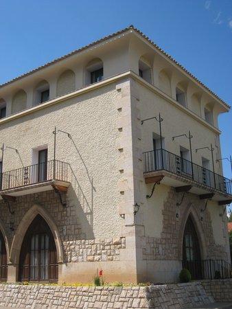 Parador de Teruel: Chambre 225 tout en haut