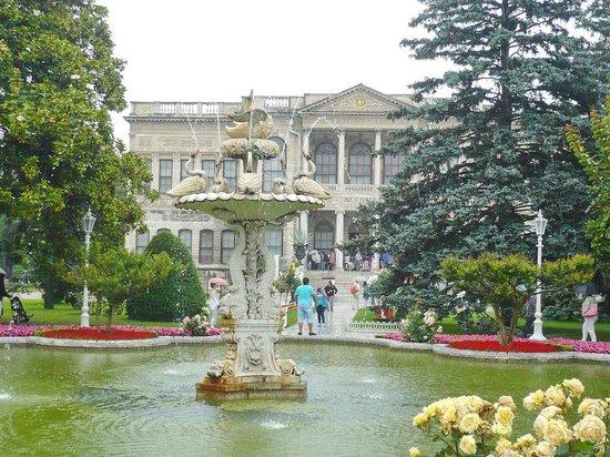 Palacio de Dolmabahçe: Dolmabahçe-Palast