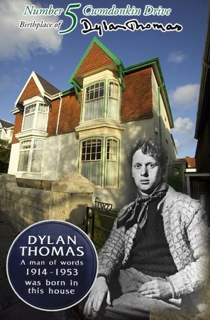 ‪Dylan Thomas Birth Place‬