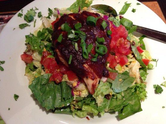 TGI Fridays : BBQ Chicken Salad