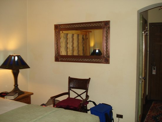 La Posada Hotel: Interior of Pola Negri room