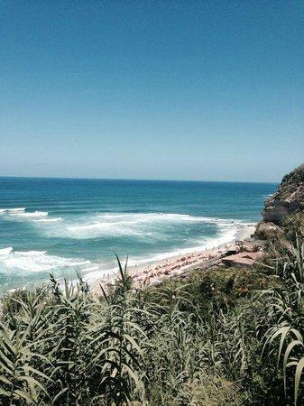 Hotel Villaggio Stromboli : Вид на море