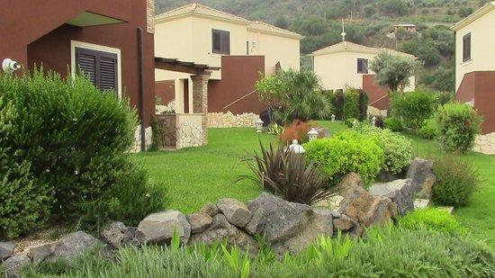 Alcantara Resort : les batiments