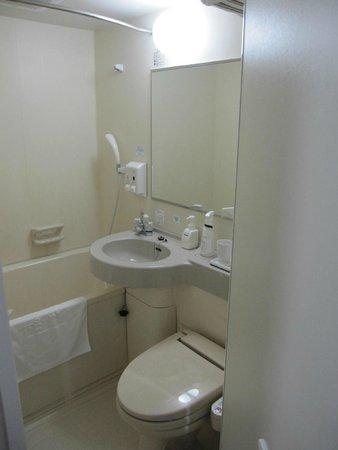 Comfort Hotel Kokura: バスルーム
