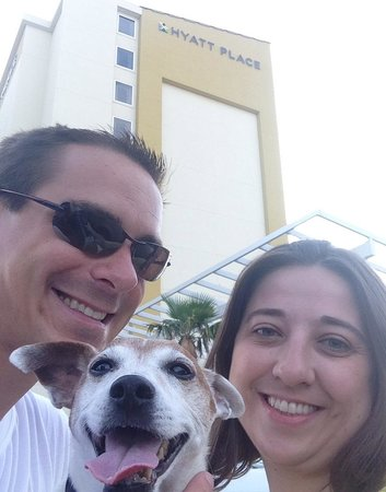 Hyatt Place Daytona Beach - Oceanfront: Happy guests