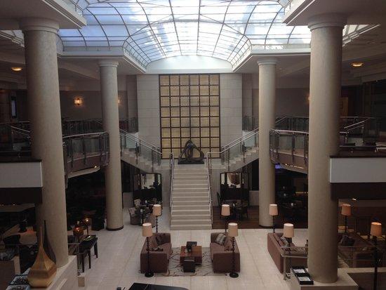 Hilton Berlin: Interior