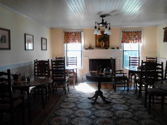 The York House Inn: York House Dining Room