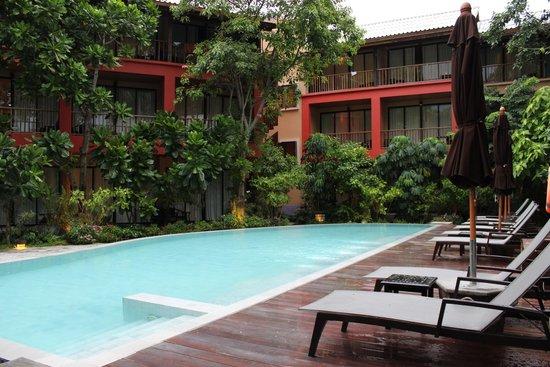 Buri Rasa Koh Phangan: Pool