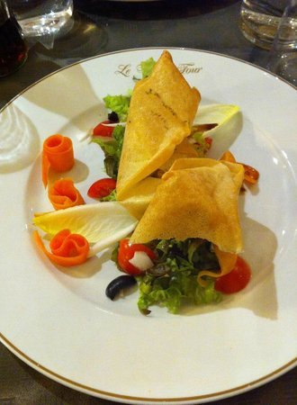 Restaurant Le Vieux Four  Etoile