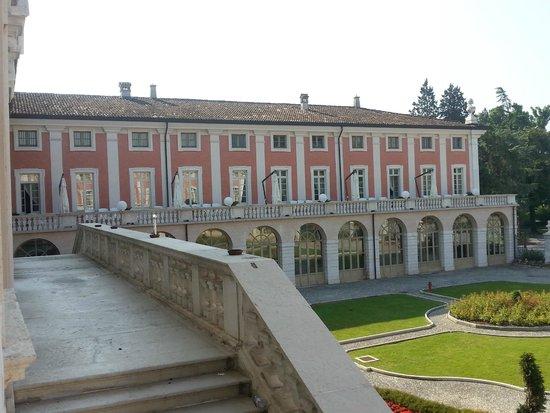 Villa Fenaroli Palace Hotel: vista