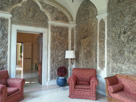 Villa Fenaroli Palace Hotel: sala interna