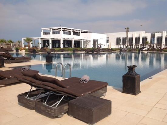 Sofitel Agadir Thalassa Sea & Spa : pool