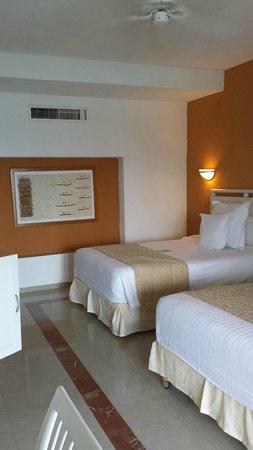 Occidental Costa Cancun: Hotel room