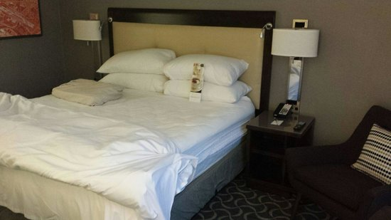 Marriott St. Louis Airport: Room