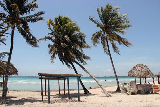 Brisas del Caribe Hotel: Карибское море