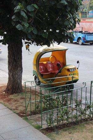 Brisas del Caribe Hotel: Коко такси