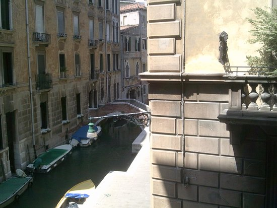 Domus Civica: View from room